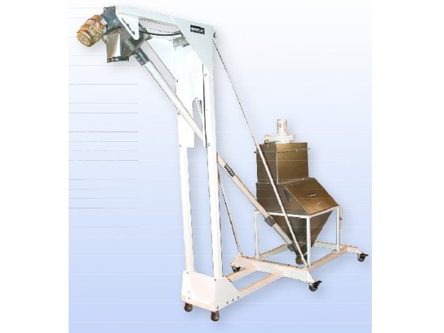 Portable Inclined Screw Conveyor