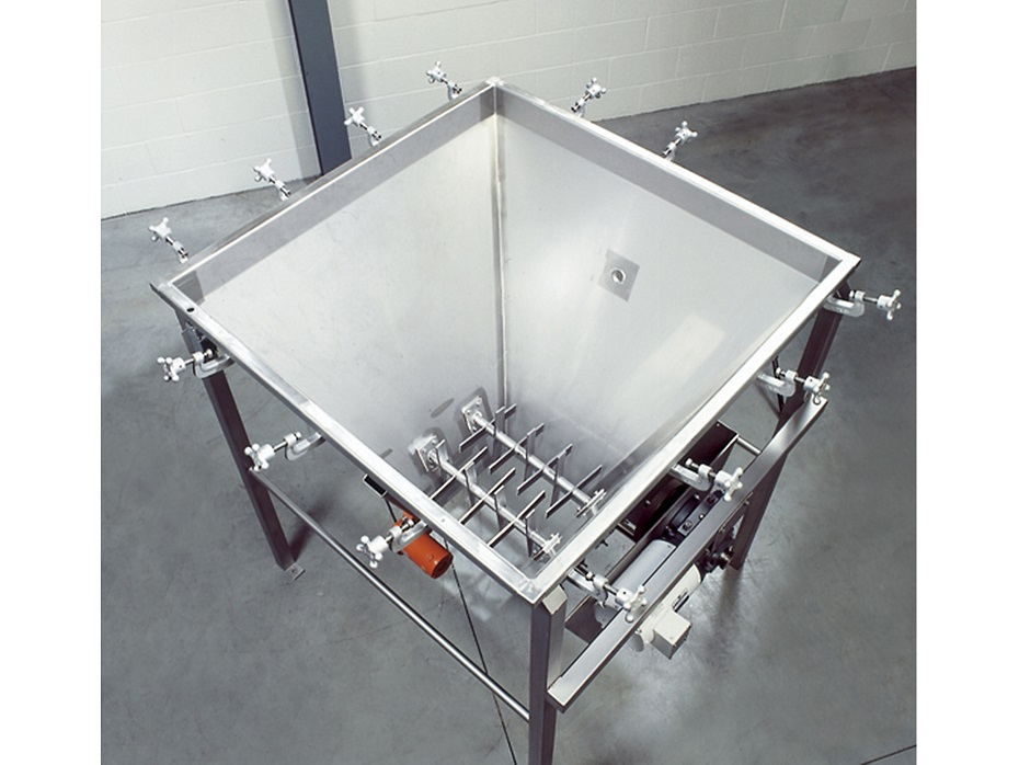 Screw Conveyor System Hopper