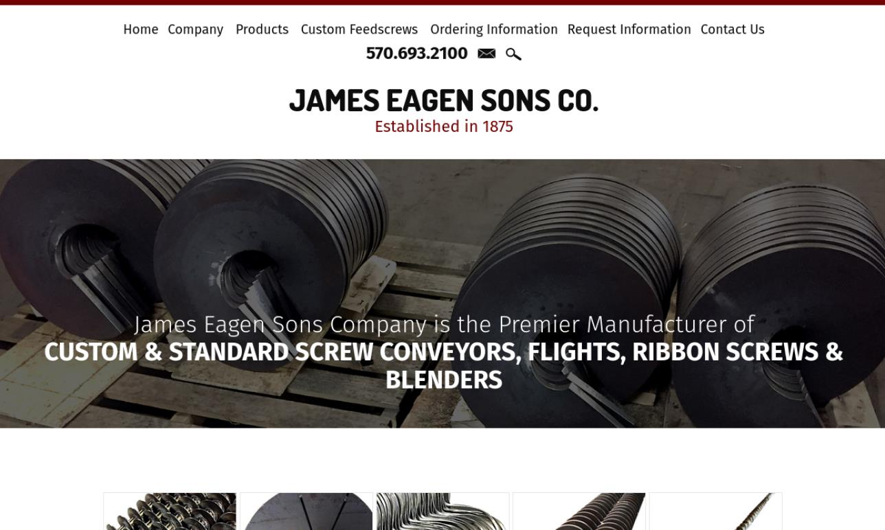 James Eagen Sons Co.