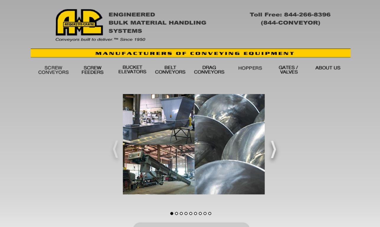 More Screw Conveyor Manufacturer Listings
