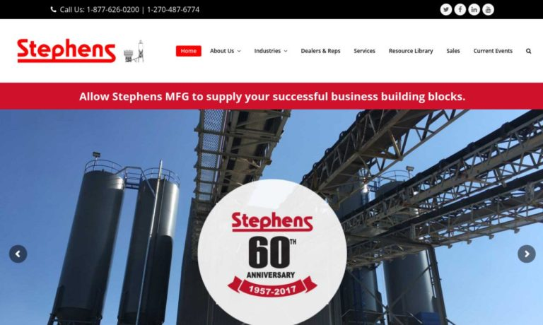 Stephens Manufacturing Company